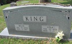 Wilse King