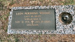 Dr Leon Pershing Woods