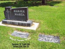 Theresa Marta <i>(Marta)</i> Hersek