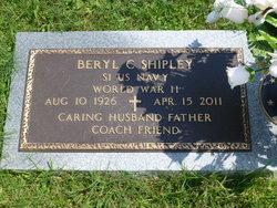 Beryl Shipley