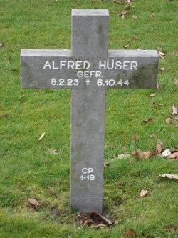 Alfred H�ser