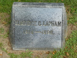 Elbridge Gerry Lapham