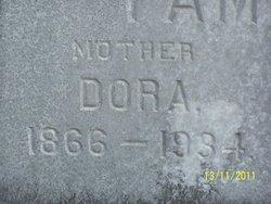 Madora Ella Dora <i>Nicholson</i> Fambrough