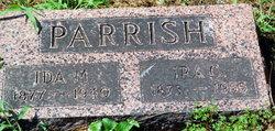 Ida Jane <i>Collins</i> Parrish