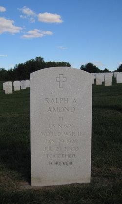 Ralph A Amond