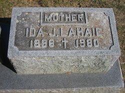 Ida Julia <i>Morway</i> LaHaie