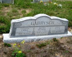 Hedwig <i>Kroll</i> Gabrysch