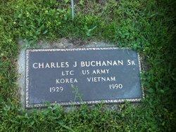 LTC Charles J Buchanan