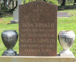 Mary A Arnillo