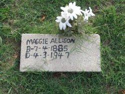 Margaret M Maggie <i>Morgan</i> Allison