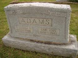 Lue Ann <i>Goss</i> Adams