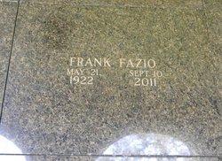 Frank Fazio