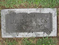 Louise Alice <i>Hamsher</i> Buck