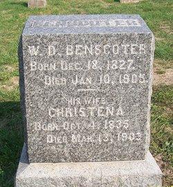 Christina <i>Stevens</i> Benscoter