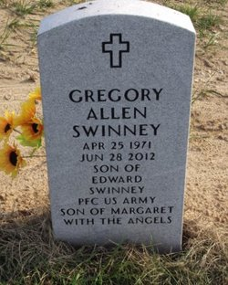 Gregory Allen Swinney