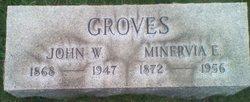 Minervia E. <i>Ogilbee</i> Groves