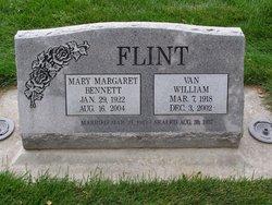 Mary Margaret <i>Bennett</i> Flint