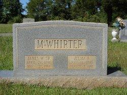James W McWhirter