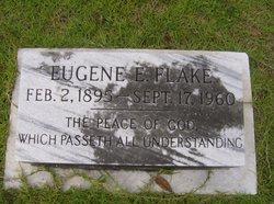Eugene Estus Flake