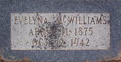 Evelyna Mary Evaline <i>Knapp</i> McWilliams