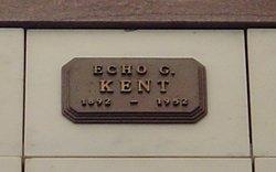 Echo Gladys <i>Dale</i> Kent