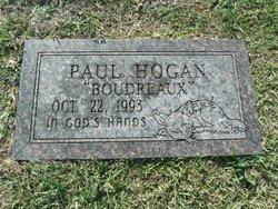 Paul Hogan Boudreaux