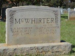 Silas Alexander McWhirter