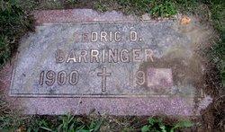 Cedric Dewey Barringer