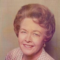Doris Freddie <i>Weatherby</i> Adams