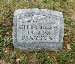 Arthur David Clemmens