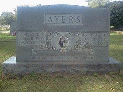 Rev Hester V. Ayers