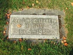 Caroline Elizabeth <i>Smith</i> Hardy