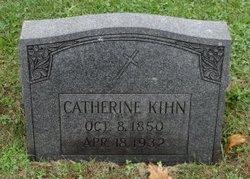 Catherine <i>Haas</i> Kihn