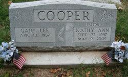 Kathy Ann <i>Patton</i> Cooper