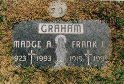 Magdalen Ann Madge <i>Kline</i> Graham