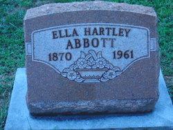 Ella <i>Hartley</i> Abbott