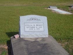 Stella H <i>Hargrave</i> Benoit