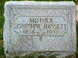 Josephine <i>Renie</i> Hassett