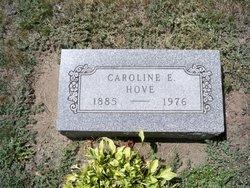 Caroline E. Hove