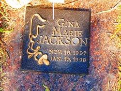 Gina Marie Jackson
