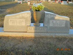 W H Bill Albright