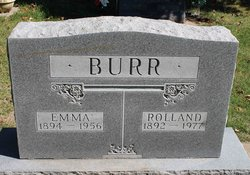 Emma Burr