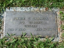 Jimmie C Carnell