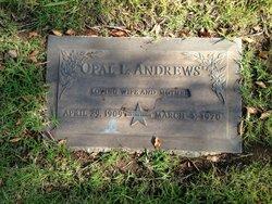 Opal L. Andrews
