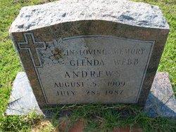 Glenda <i>Webb</i> Andrews