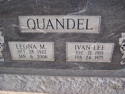 Leona Marcell Quandel