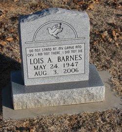 Lois A Barnes