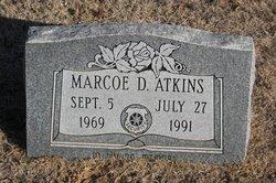 Marcoe D Atkins