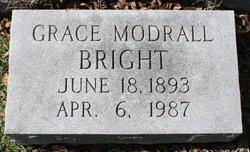 Grace <i>Modrall</i> Bright