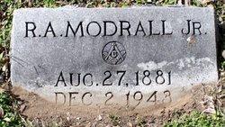 R A Modrall, Jr
